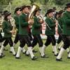 Bezirksmusikfest und Marschwertung in Sipbachzell