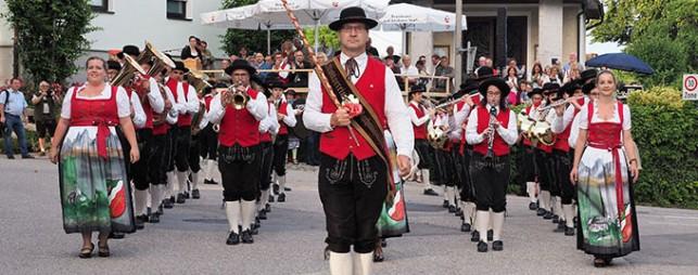 Bezirksmusikfest 2019 – Marschwertung Teil 2