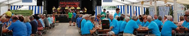 Bezirksmusikfest 2019 – Bezirksseniorenwandertag