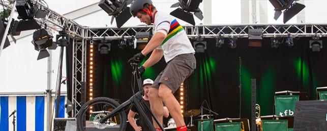 Bezirksmusikfest 2019 – E-Mobilitätstag & Trial Bike Show