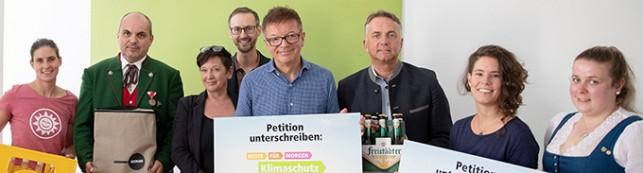 1. Preis beim Klimabündnis-Gewinnspiel!!!
